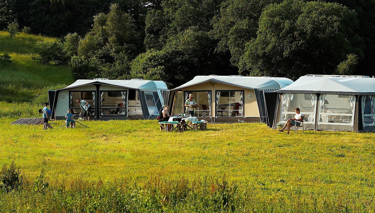 Stellplätze Camping Aquitaine